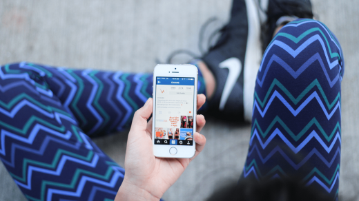Does Social Media Help Or Hurt Health And Fitness?