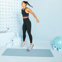 Equipment-Free Tabata Workout